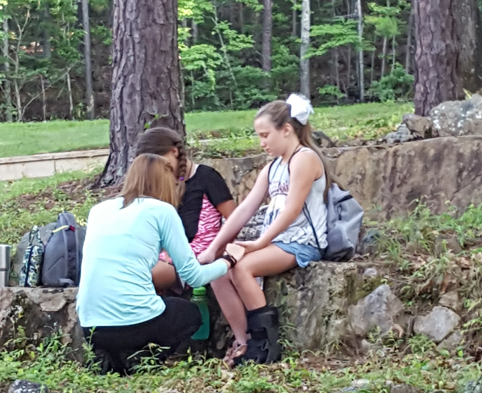 Praying with Youth